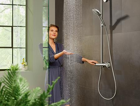 Hansgrohe Cash-Back Aktion